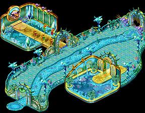 Mmorpg mermaid Curios API