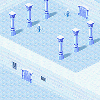 Blue Ice Trial 1 - Gate of Ice Palace